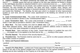 007 Imposing Renter Lease Agreement Form Design  Rent Format In Tamil Florida Rental Printable
