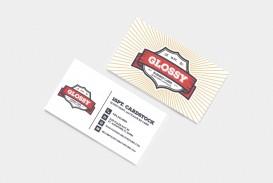 007 Imposing Staple Busines Card Template High Def  Word Brand Heavyweight