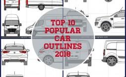 007 Imposing Vehicle Wrap Template Free Download Sample  Downloads Car
