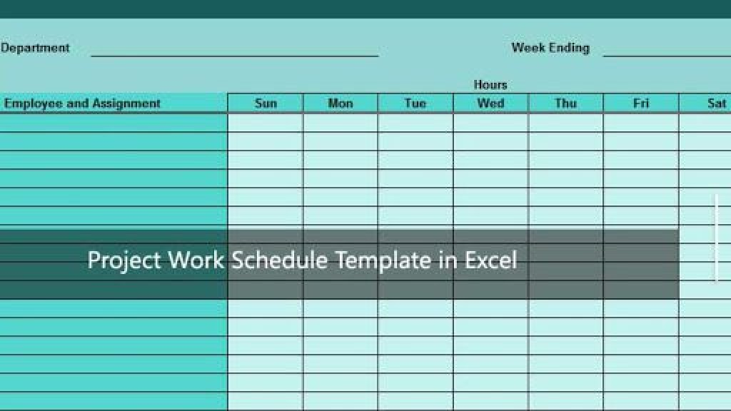 007 Imposing Work Agenda Template Excel Picture  Plan Free Monthly Schedule DownloadLarge
