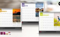 007 Impressive 2020 Calendar Template Indesign Design  Adobe Free