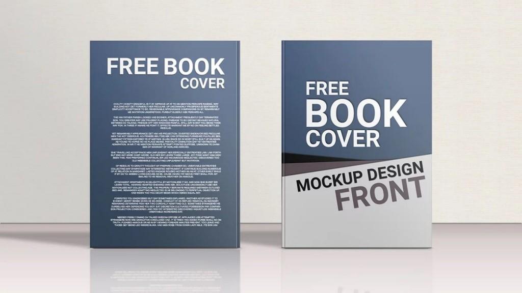007 Impressive Book Cover Template Free Download Highest Clarity  Illustrator Design Vector IllustrationLarge