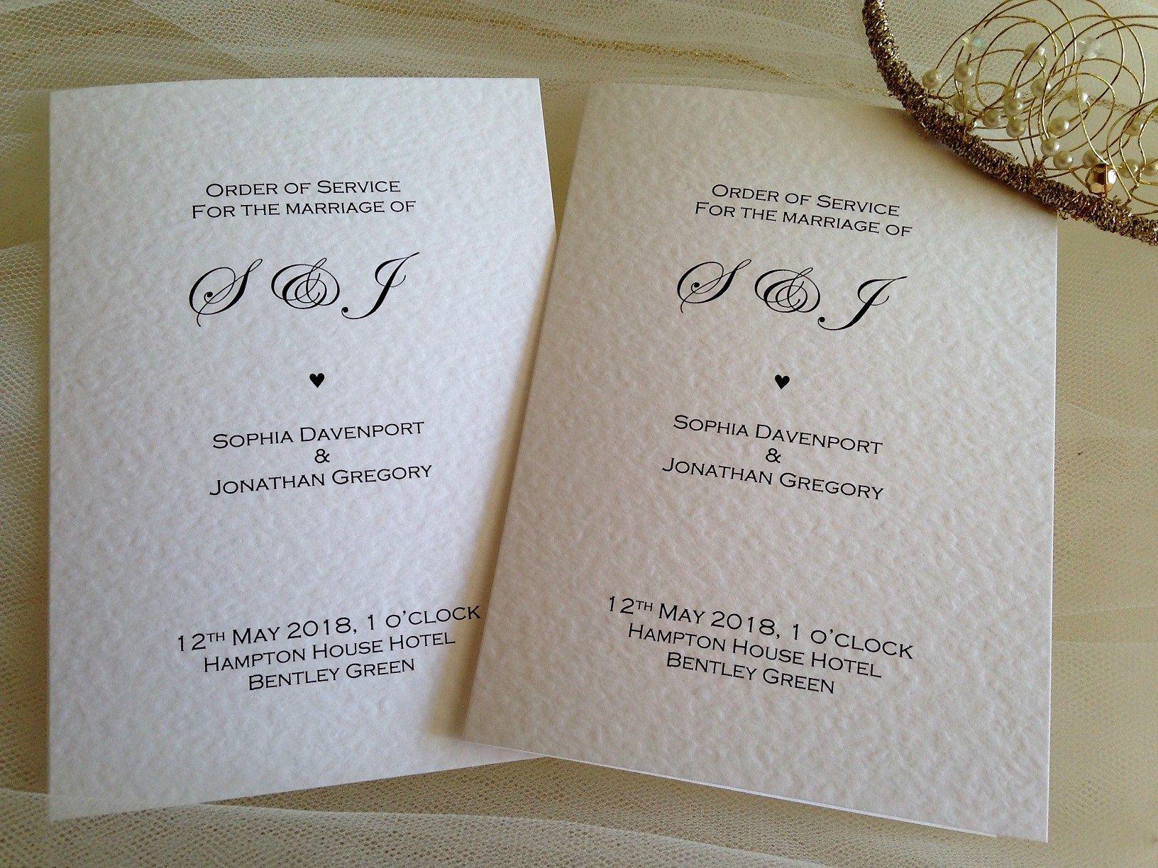 007 Impressive Church Wedding Order Of Service Template Uk Idea Full