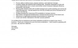 007 Impressive Email Cover Letter Example For Resume Picture  Sample Through Attached