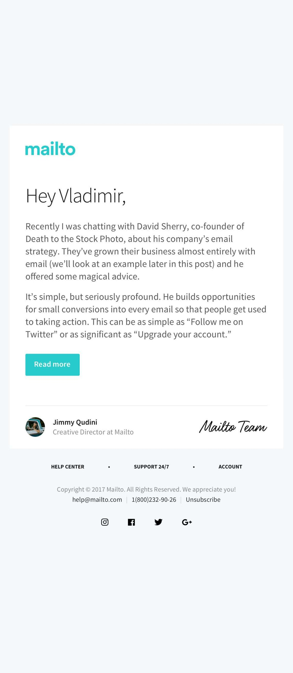 007 Impressive Email Template Free Download Photo  Newsletter Psd Signature Word BusinesFull