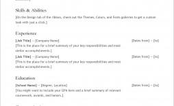 007 Impressive Free Basic Blank Resume Template High Resolution  Templates Word Printable To Print