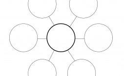 007 Impressive Free Blank Concept Map Template High Resolution  Printable Nursing