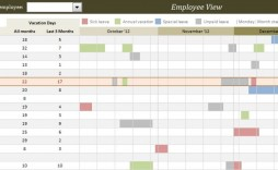 007 Impressive Free Excel Staff Holiday Planner Template High Def  2019 2020 Uk