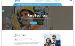 007 Impressive Free Html Busines Web Template Download Concept  And Cs For