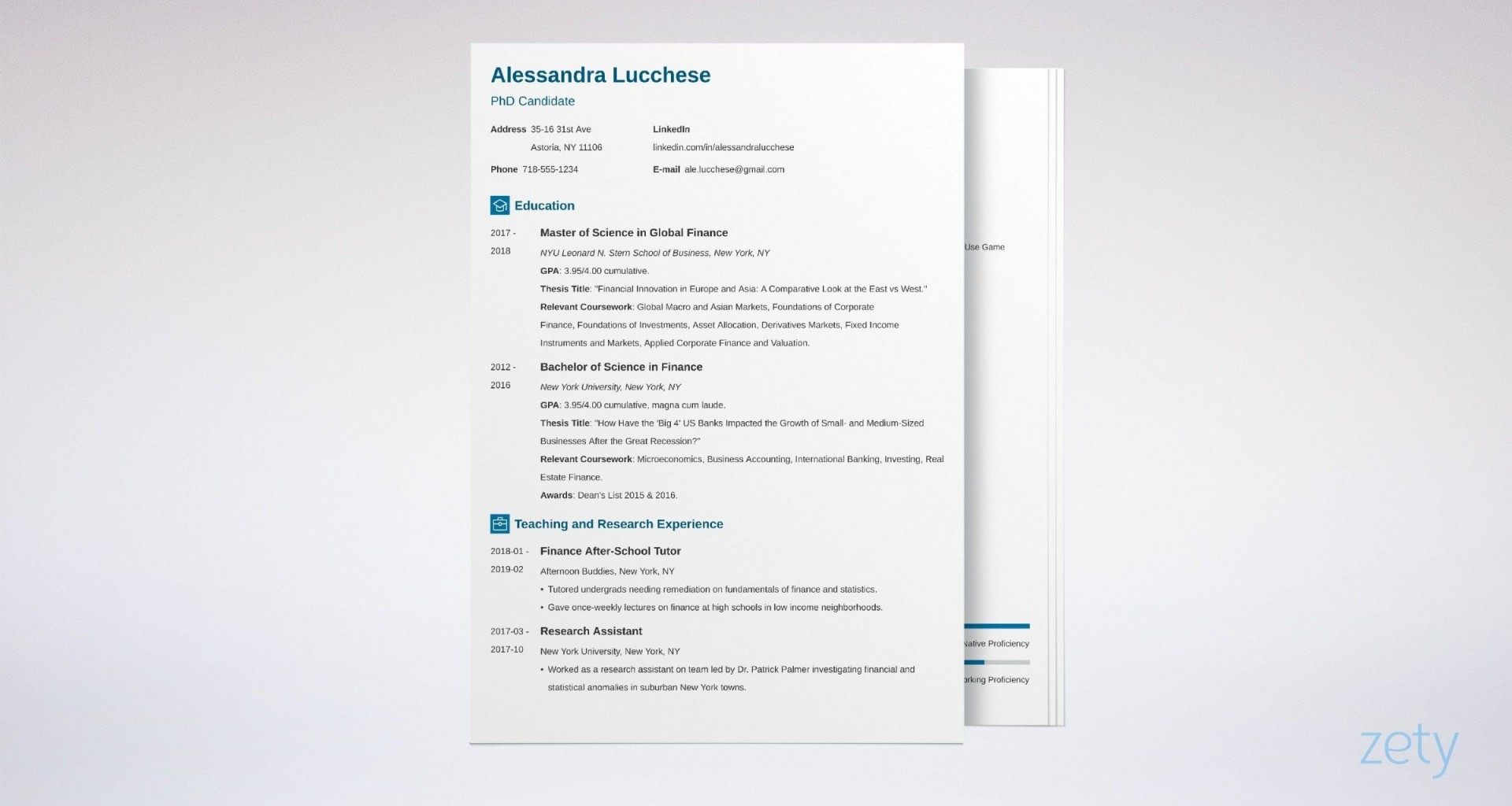 007 Impressive Grad School Resume Template Example  Application Cv Graduate For Admission1920
