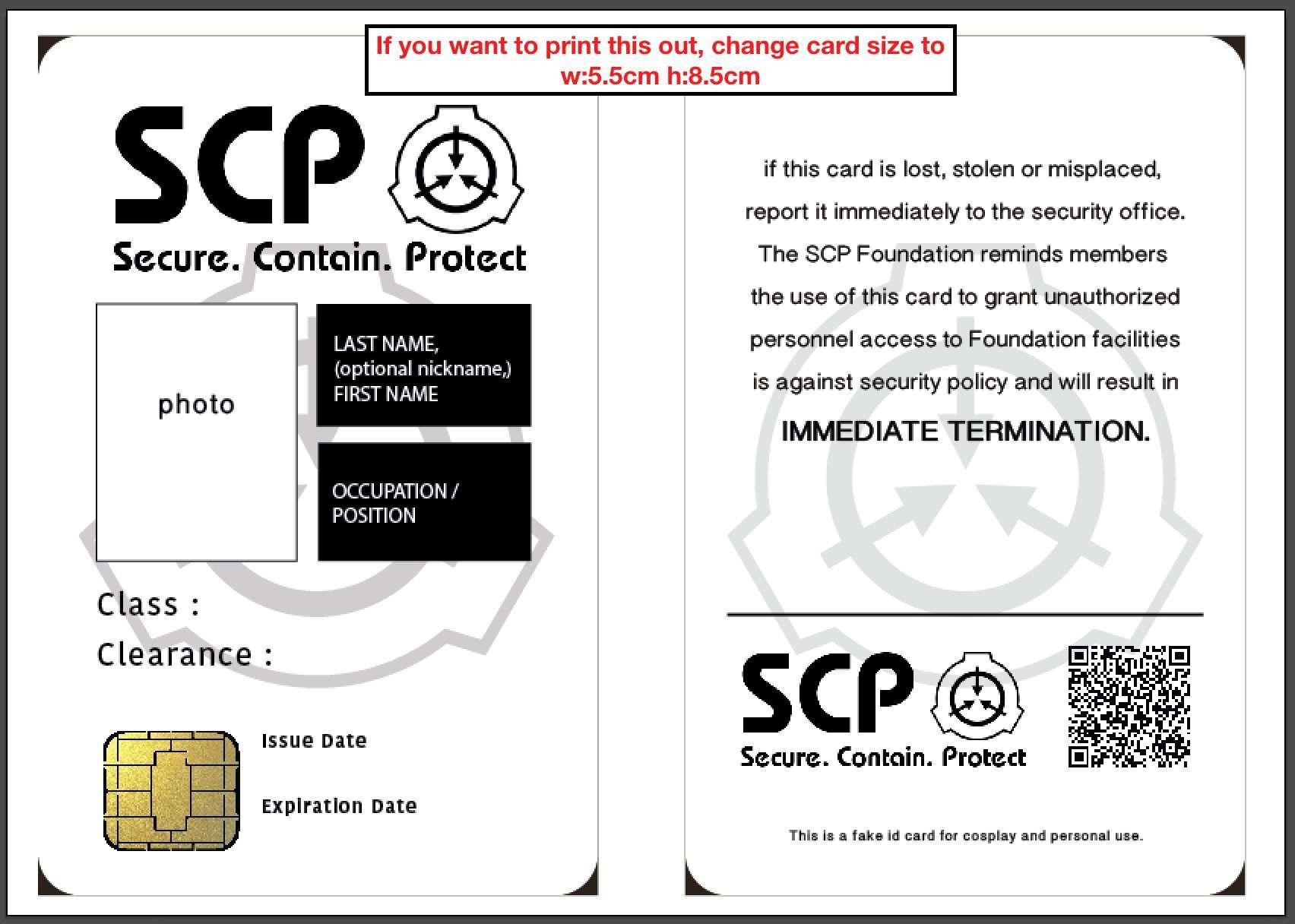 007 Impressive Id Badge Template Word Example  Free EmployeeFull