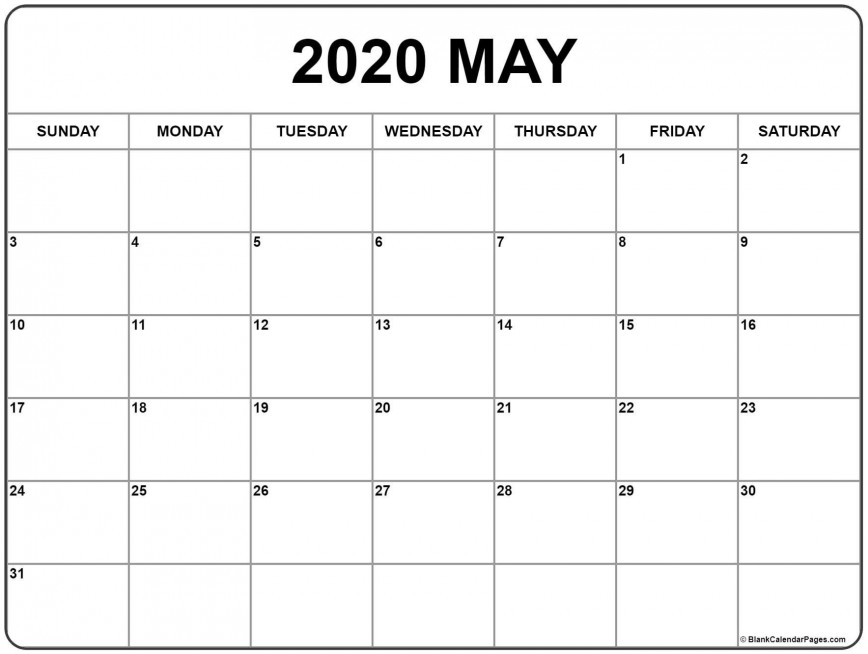007 Impressive Monthly Calendar Template 2020 Image  Word With Holiday Microsoft Excel