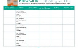 007 Impressive Monthly Medication Administration Record Template Excel Sample