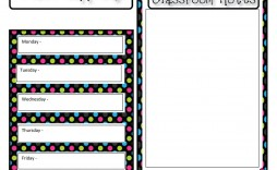 007 Impressive Newsletter Template For Teacher Image  Teachers To Parent Printable Free School