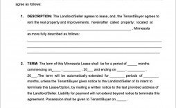 007 Impressive Rent To Own Agreement Template High Resolution  Free Contract Canada South Africa Pdf