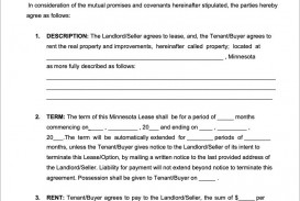 007 Impressive Rent To Own Agreement Template High Resolution  Contract Florida South Africa