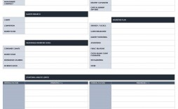 007 Impressive Strategic Busines Plan Template Highest Quality  Doc Word Sample