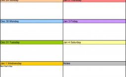 007 Impressive Weekly Schedule Template Word Picture  School Work Plan