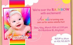 007 Incredible 1st Birthday Invitation Template Design  Background Blank For Girl First Baby Boy Free Download Indian