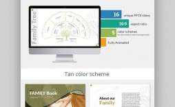 007 Incredible Family Tree Book Template Free Concept  History