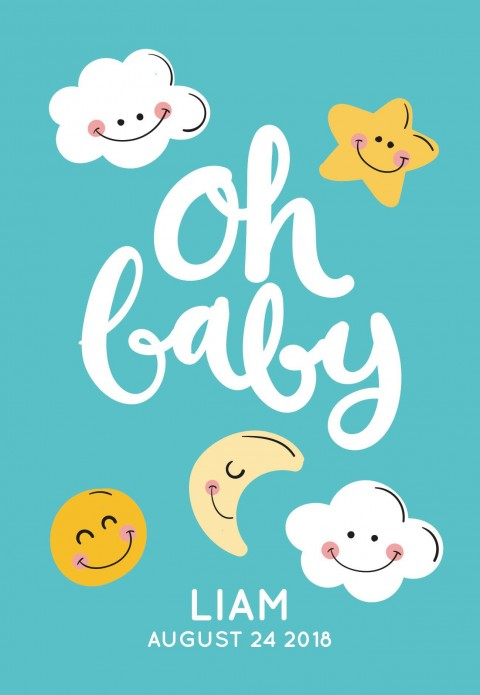 007 Incredible Free Baby Shower Card Template For Word Inspiration 480