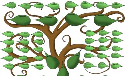007 Incredible Free Online Family Tree Chart Template Idea