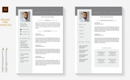 007 Incredible Free Resume Template For Page High Definition  Pages Apple Mac