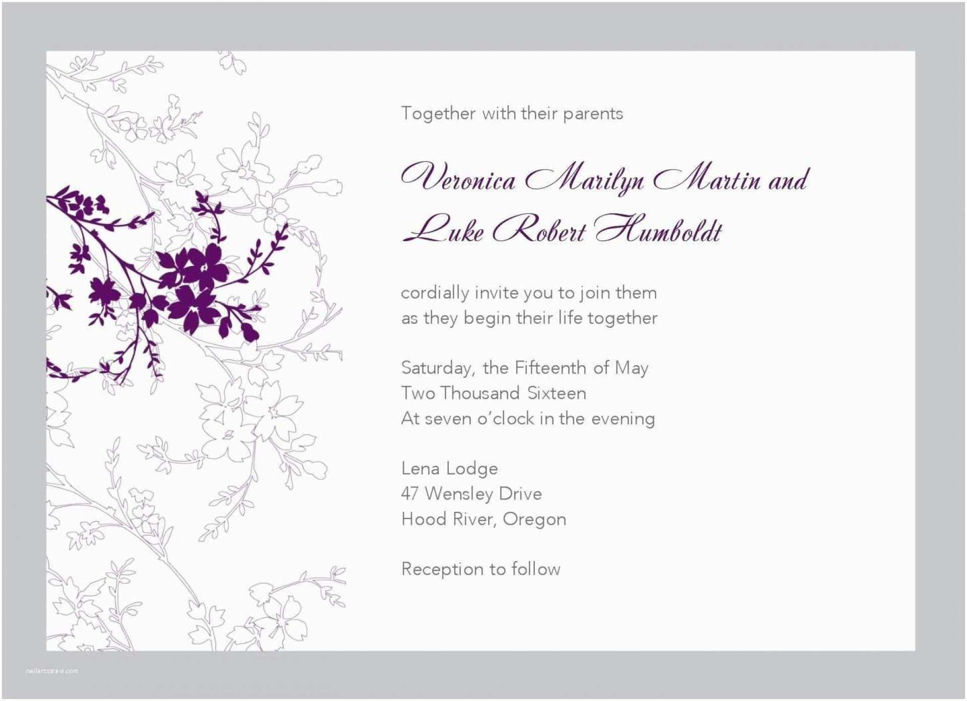 007 Incredible Free Wedding Template For Word Concept  Invitation In Marathi Menu1920