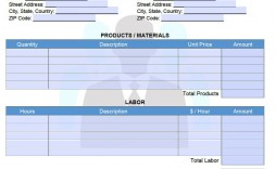 007 Incredible Self Employed Invoice Template Highest Quality  Hour Worked Excel Consultant Uk