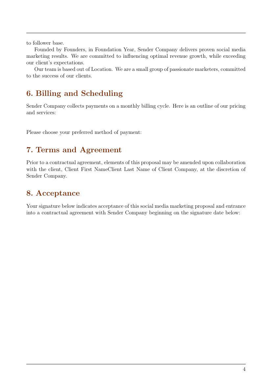 007 Incredible Social Media Marketing Proposal Template Design  Plan Free Download Pdf WordFull