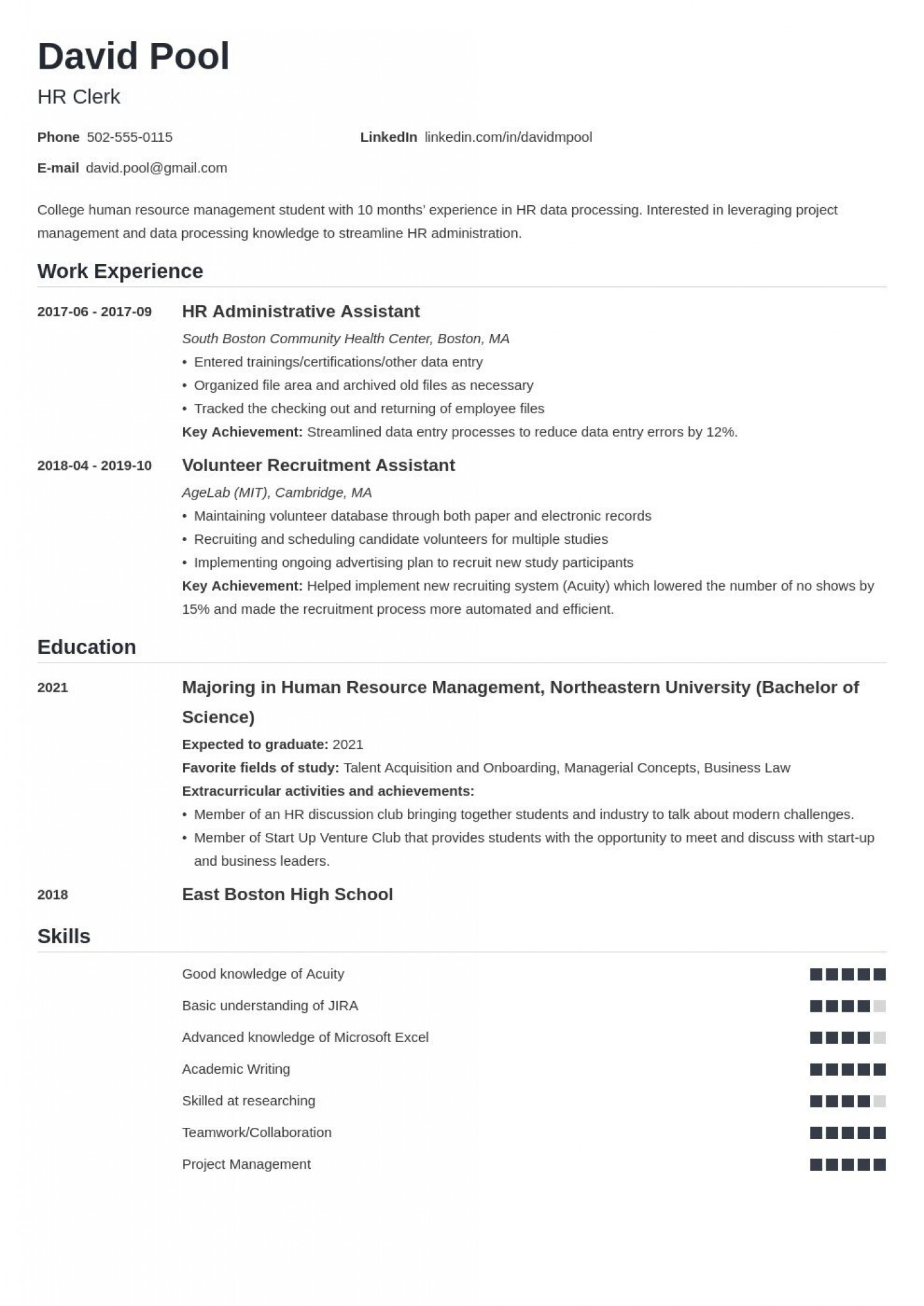 007 Magnificent College Freshman Resume Template Inspiration 1400