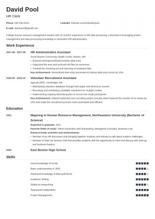 007 Magnificent College Freshman Resume Template Inspiration 320