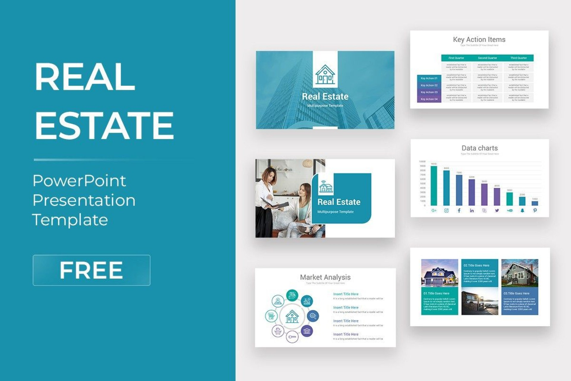 007 Magnificent Download Free Powerpoint Template High Def  2019 Science Creative 20201920