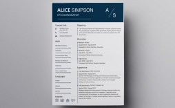 007 Magnificent Download Resume Template Free Mac Highest Clarity  For
