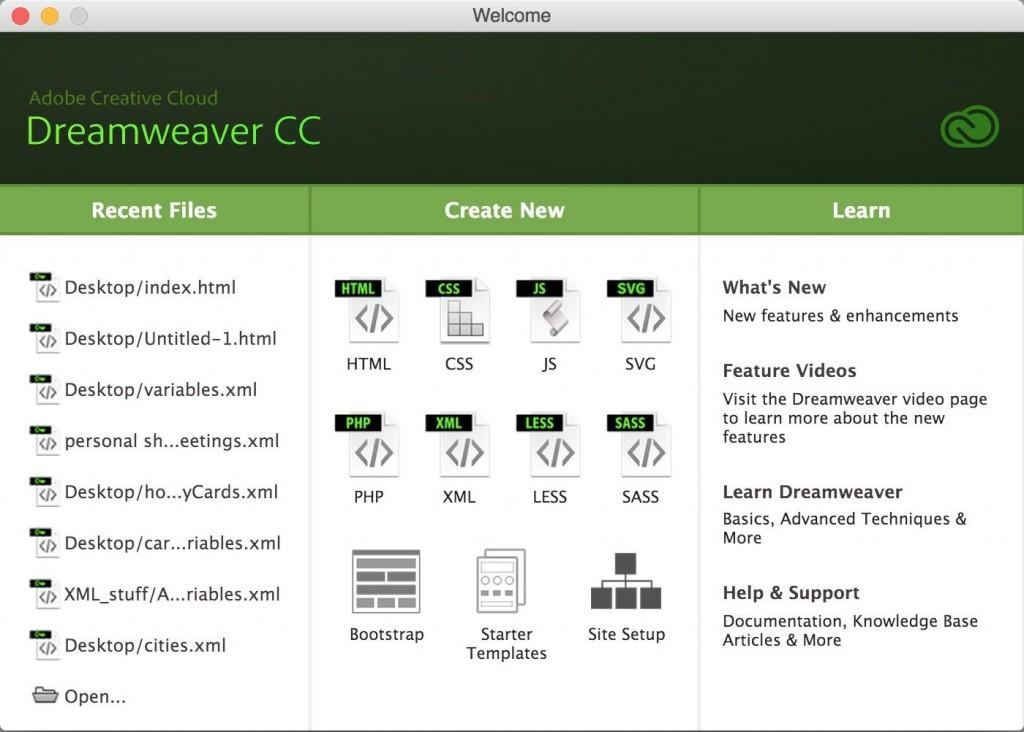 007 Magnificent Dream Weaver Web Template Sample  TemplatesLarge
