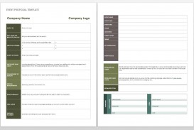 007 Magnificent Free Event Planning Template Checklist Picture  Planner Party