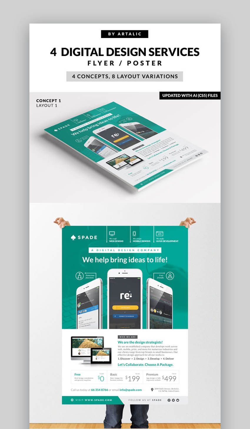 007 Magnificent In Design Flyer Template Highest Clarity  Templates Indesign Free For Mac EventFull