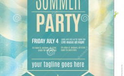 007 Magnificent Microsoft Word Pool Party Invitation Template High Resolution  Templates