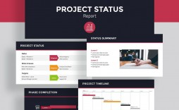 007 Magnificent Multiple Project Tracking Template Ppt Free Download Photo