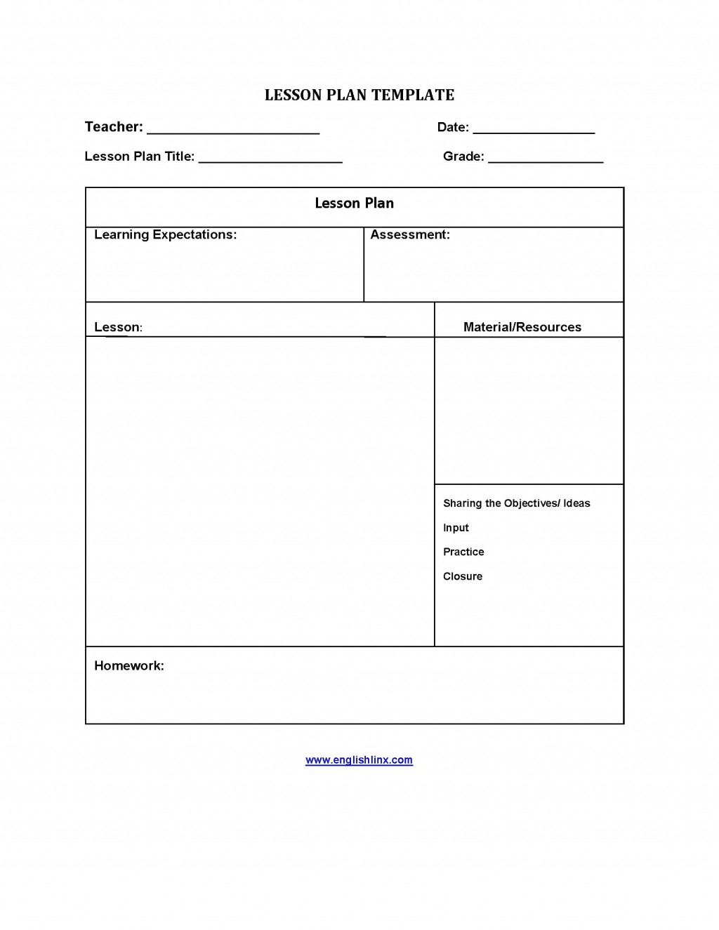 007 Magnificent Physical Education Lesson Plan Template Inspiration  Templates Free Elementary CortlandLarge