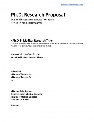 007 Magnificent Sample Research Paper Proposal Template Highest Quality  Writing A320