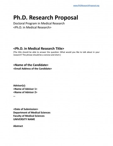 007 Magnificent Sample Research Paper Proposal Template Highest Quality  Writing A360