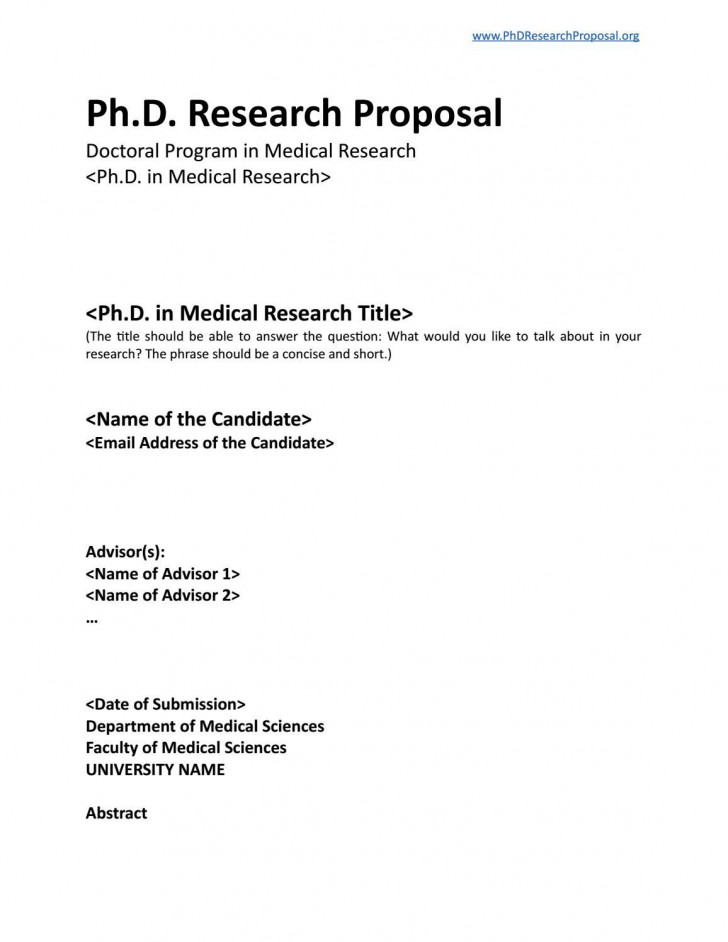 007 Magnificent Sample Research Paper Proposal Template Highest Quality  Writing A728