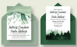 007 Magnificent Sample Wedding Invitation Template Photo  Templates Wording Card