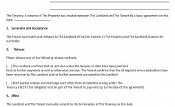 007 Magnificent Template For Terminating A Lease Agreement Idea  Sample Letter Rental