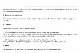 007 Magnificent Template For Terminating A Lease Agreement Idea  Rental Sample Letter