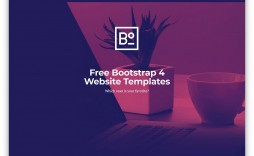 007 Marvelou Bootstrap Website Template Free Download Concept  2017 2020