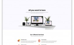 007 Marvelou Free Simple Web Page Template Example  Html Website Cs
