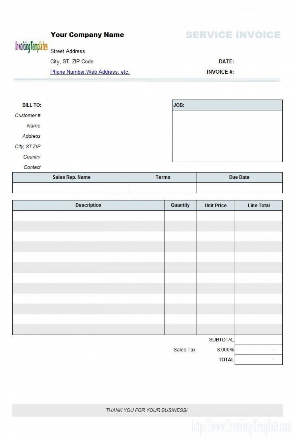 007 Marvelou Free Tax Invoice Template Excel South Africa Photo Large