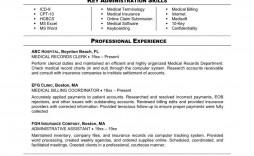 007 Marvelou Medical Resume Template Free High Definition  Receptionist Cv Coder